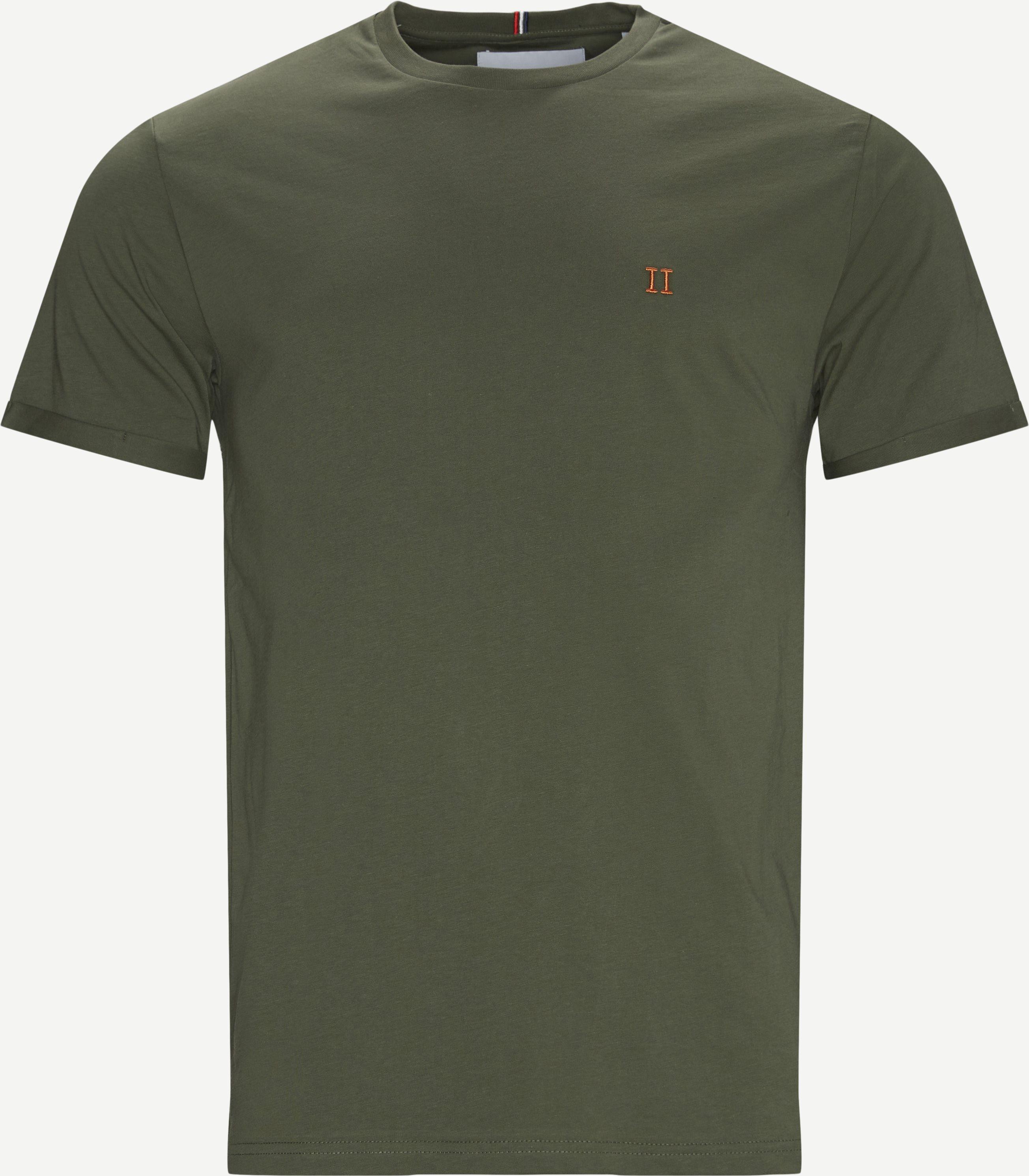 T-Shirts - Regular fit - Grün
